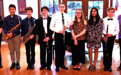 Local musicians showcases talents
