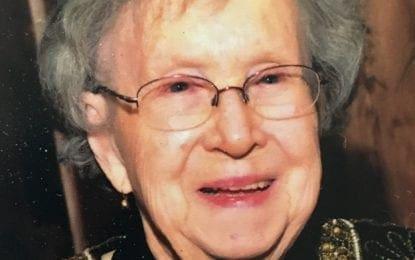 Bonnie Mae Denson, 95