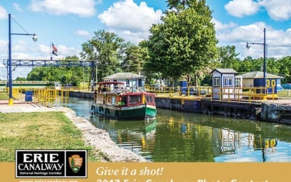 Erie Canalway Photo Contest issues call for entries