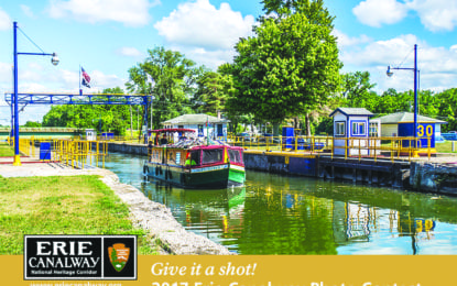 Erie Canalway photo contest opens