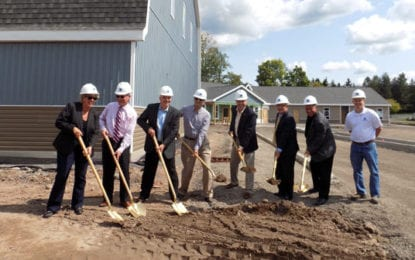 Shining Stars Daycare breaks ground for expanded Manlius location