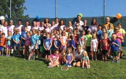 Free kids tennis camp coming Aug. 26