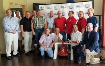 B'ville wrestling dynasty named as 'Team of Honor'