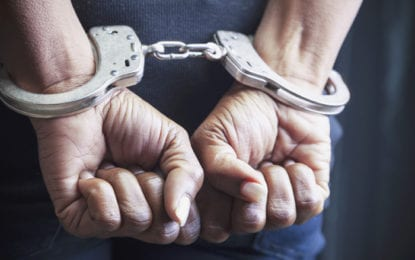 Erratic driving call leads to arrest of illegal immigrants in village