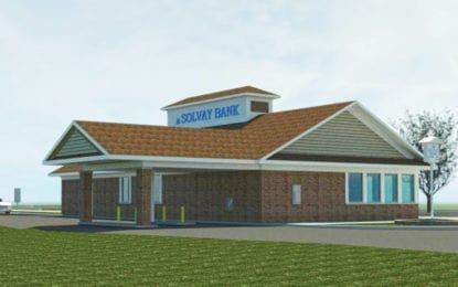 Solvay Bank to open branch office in Baldwinsville