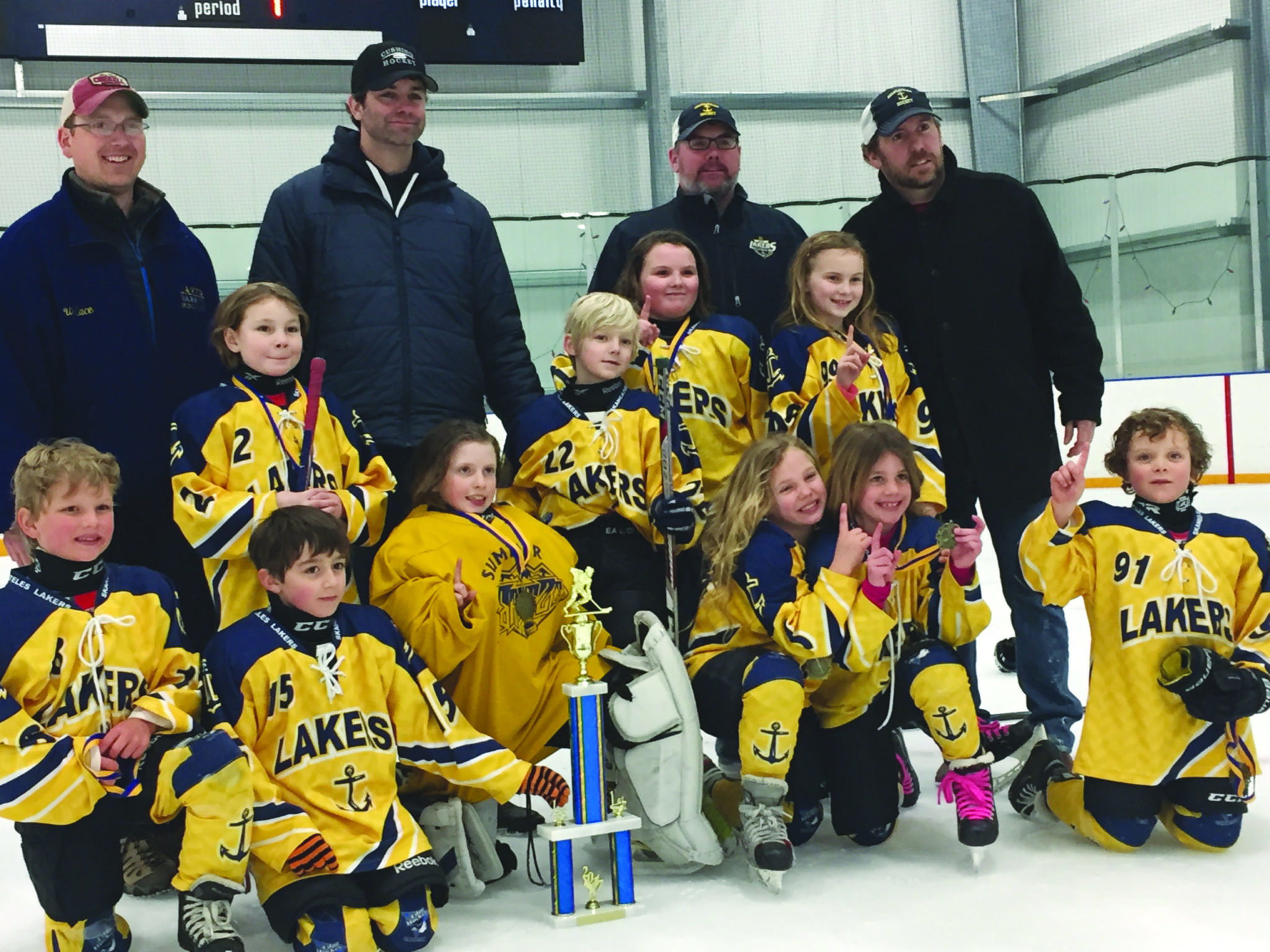 Skaneateles Youth Hockey prepares for coming season