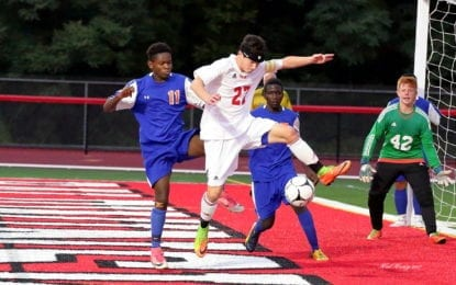 B'ville boys soccer has no. 7 state ranking
