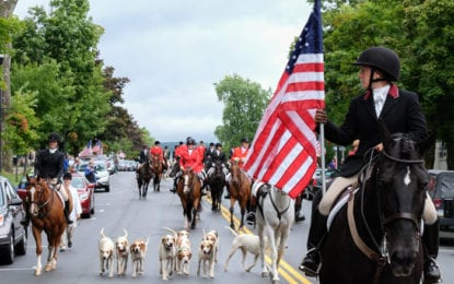 Annual Parade of Hounds to occur Sept. 10