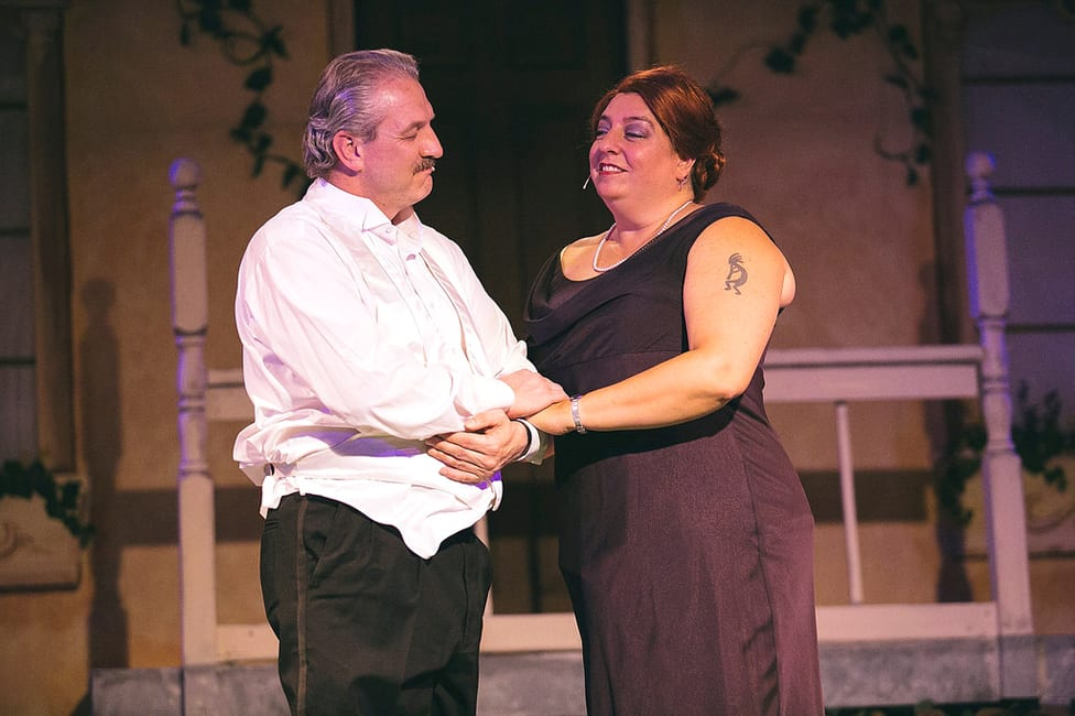 Theater Review: Nocturnal Harmonies –