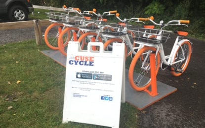 Bike sharing comes to Erie Canal Trail in DeWitt