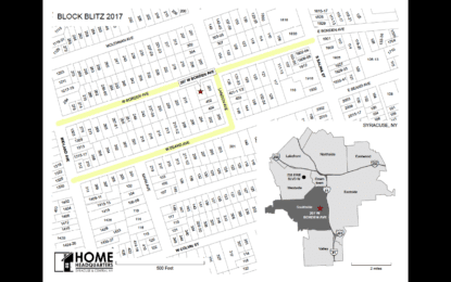 Home HeadQuarters' annual Block Blitz is Sept. 14