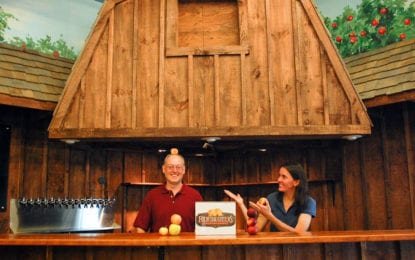 CIDER HOUSE RULES: Abbott Farms welcomes Four Daughters Wine & Cidery