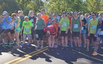 Hope for Heather Teal Ribbon Run/Walk coming Sept. 23
