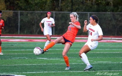 Liverpool girls soccer drops rematch with B'ville