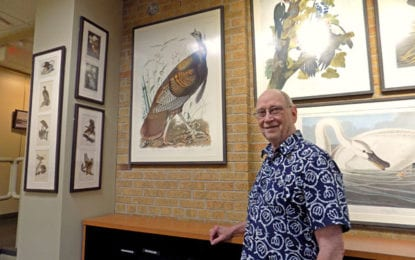 Audubon gallery to be celebrated Oct. 14 at Manlius Library