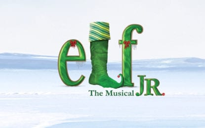 Junior high drama club to present 'Elf the Musical JR'