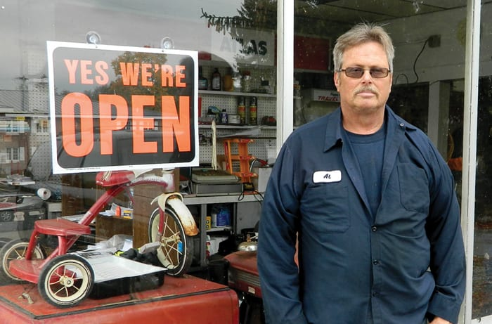 Al's Automotive opens in former Colligan and Sons garage